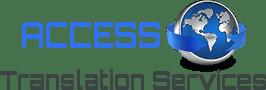 Access Translation Services Logo