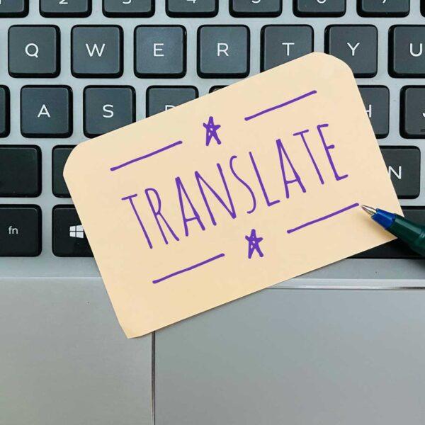 Translation Memories Services