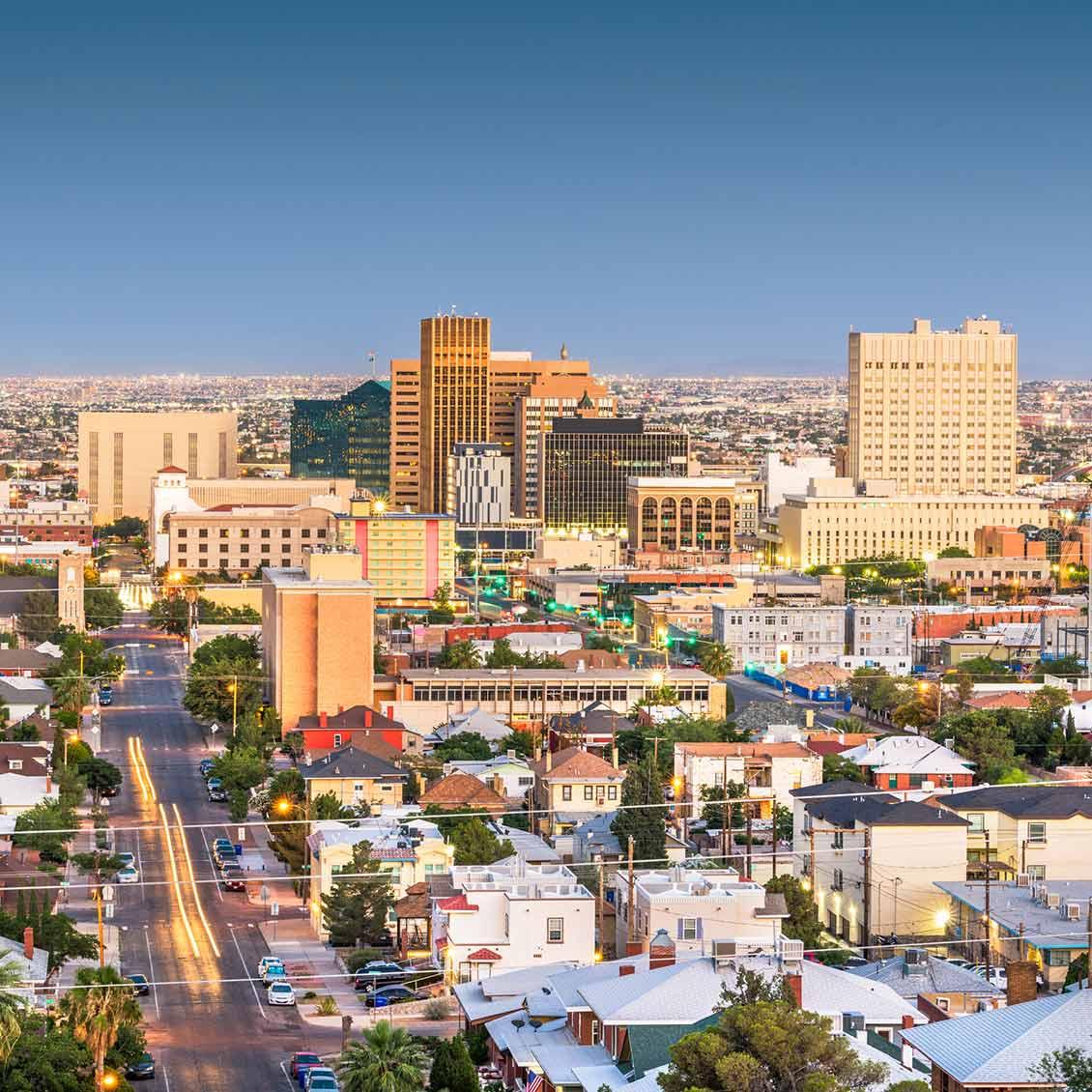 El Paso Translation Services in Texas